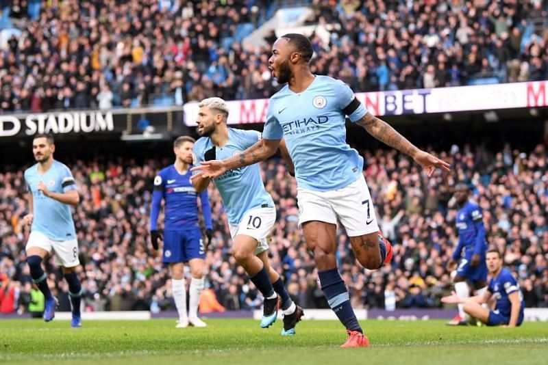 Raheem Sterling has been one of the few bright spots in an otherwise tough campaign for the Sky Blues