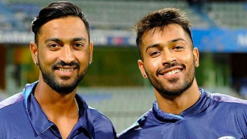 Hardik and Krunal Pandya  have often credited their father for their success.