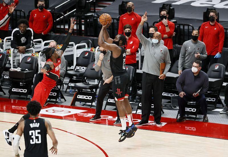 Houston Rockets v Portland Trail Blazers.