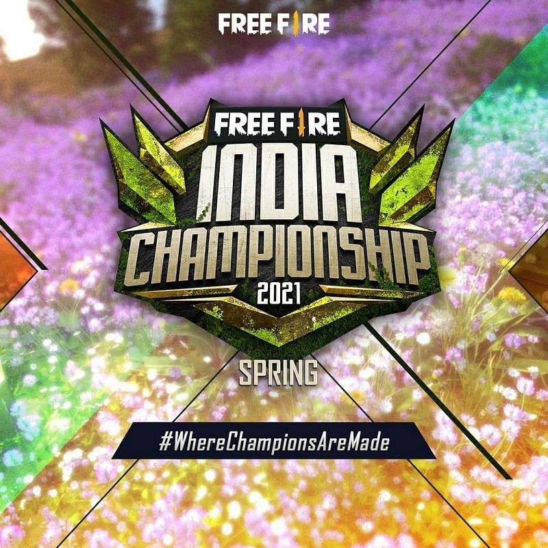 Free Fire India Championship 2021