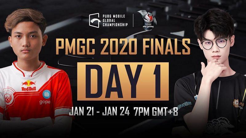 PMGC Finals