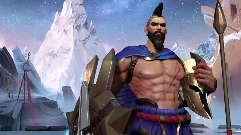 Pantheon di Wild Rift (Gambar melalui Riot Games)