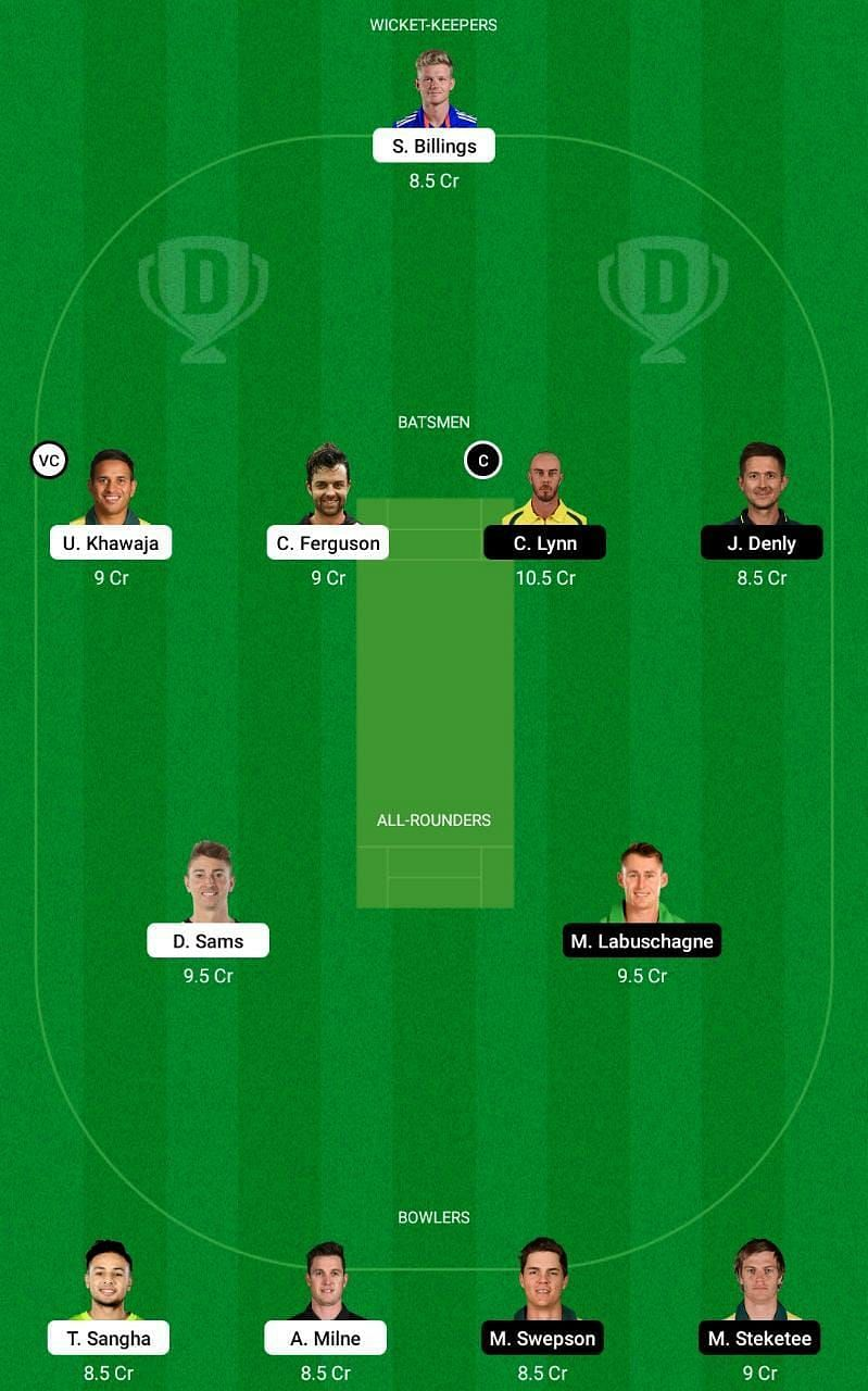 THU vs HEA Dream11 Tips