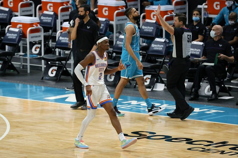 Can Shai Gilgeous-Alexander lead the Oklahoma City Thunder to victory against the Brooklyn Nets?