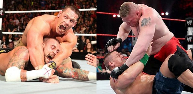 WWE स्टार जॉन सीना