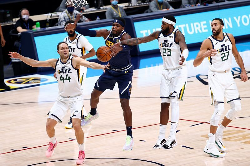 The Utah Jazz come into their match against the New Orleans Pelicans off six consecutive victories.