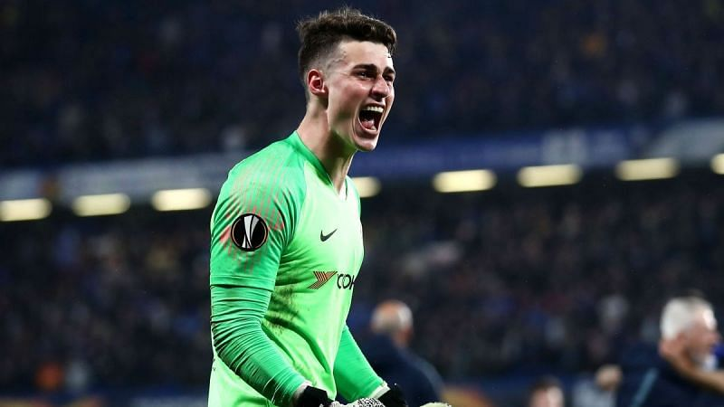 Chelsea goalkeeper Kepa Arrizabalaga has been frozen out of the Chelsea squad since Edouard Mendy