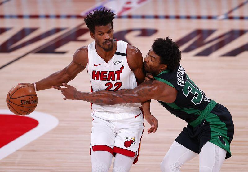 Miami Heat vs Boston Celtics - Game Five
