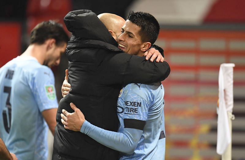 Manchester City have now won seven consecutive games in all competitions