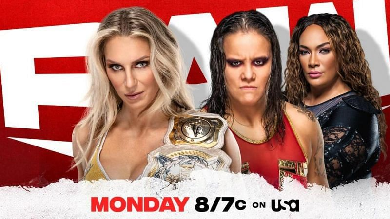 Charlotte Flair to go one on one with Shayna Baszler tomorrow night on WWE RAW.