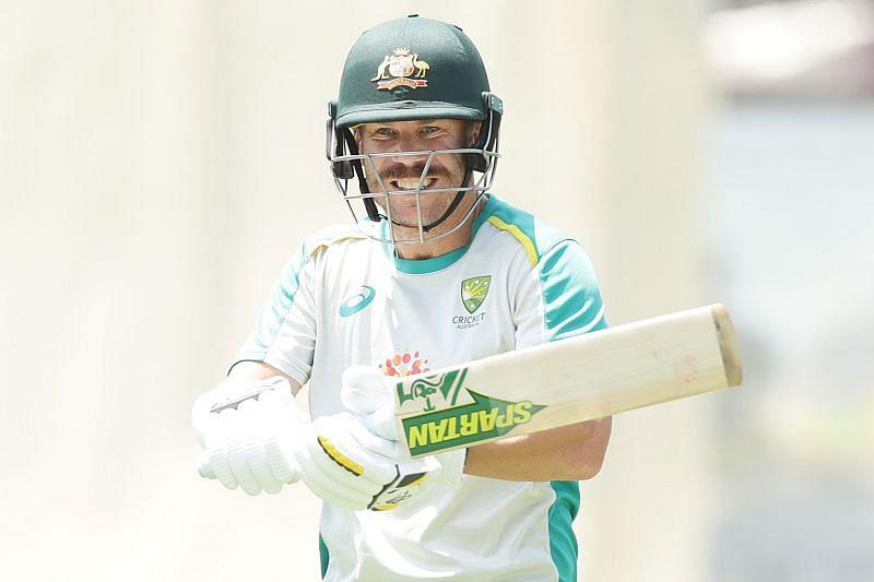 The Australian team is desperate to field David Warner in the Sydney Test