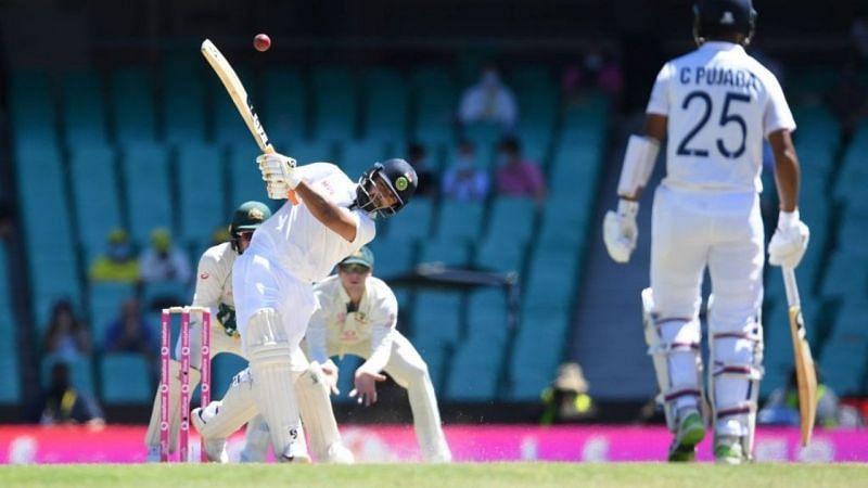 Rishabh Pant had a massive impact for Team India at No.5 in Sydney.