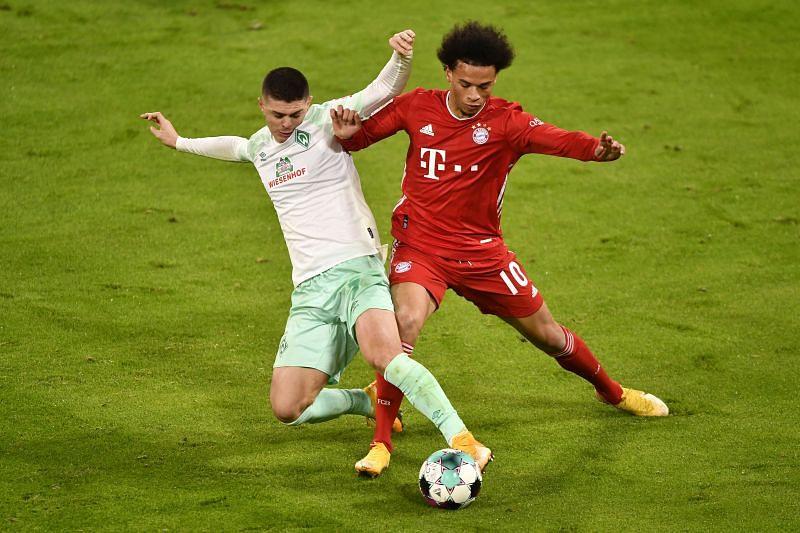 Werder Bremen have missed Rashica