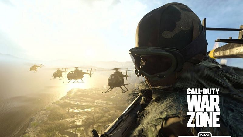 Call of Duty: Warzone players in 2021 (Image via Activision)