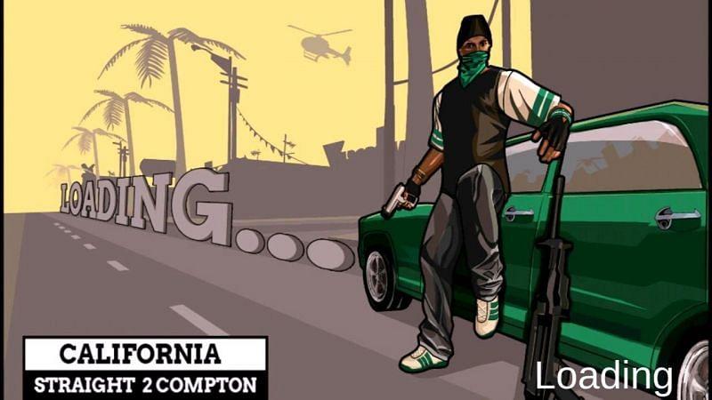 California Straight 2 Compton (Image via BestAndroidGame, YouTube)