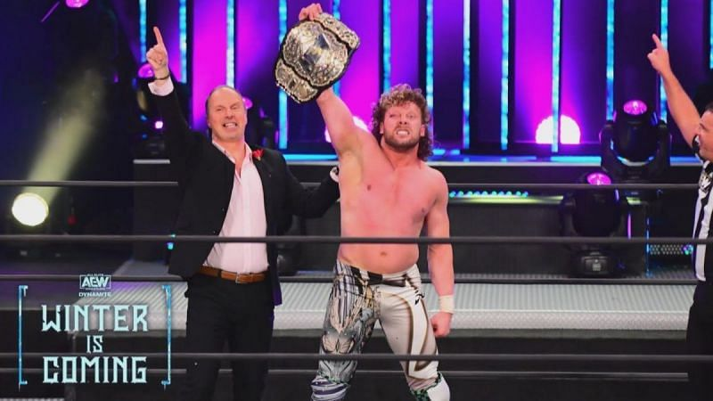 AEW World Champion, Kenny Omega, was inspired by many wrestlers and different styles growing up.