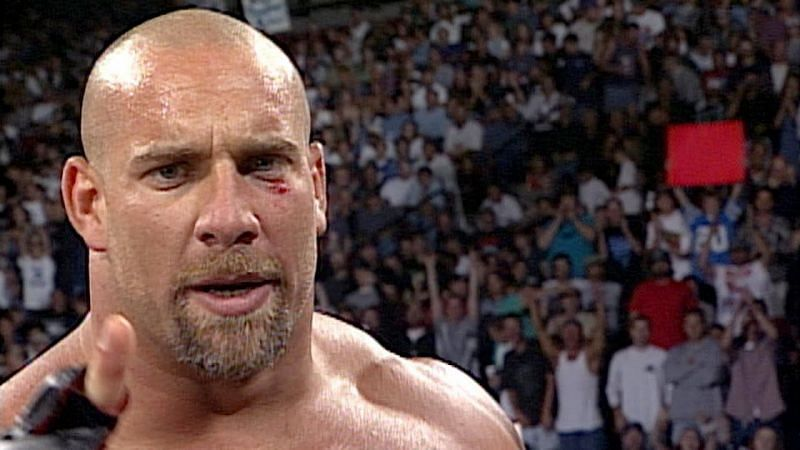 Goldberg made his WCW debut in 1997
