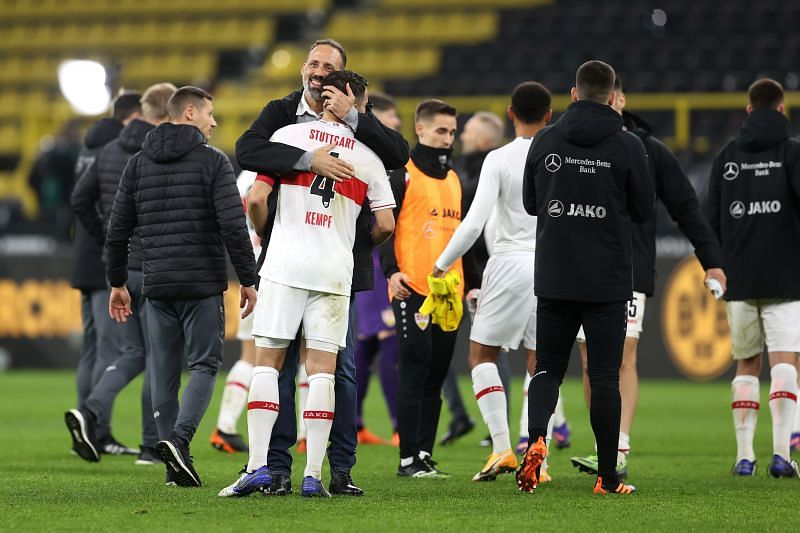 Stuttgart have been strong away from home this season