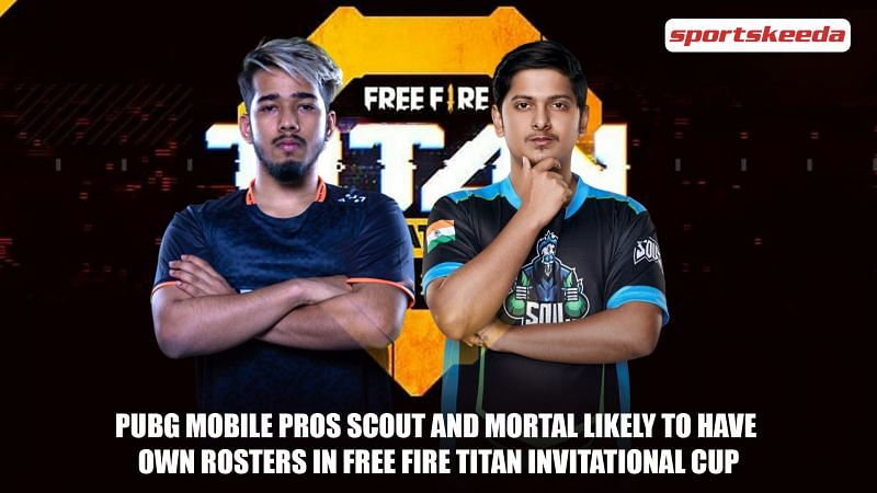 The Free Fire Titan Invitational 2021 has a prize pool of 25,00,000 INR