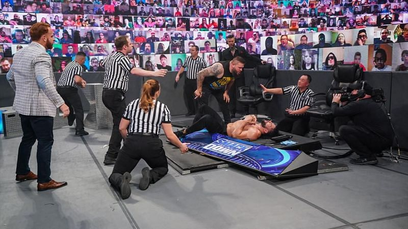 Kevin Owens finally got one over Roman Reigns on this week