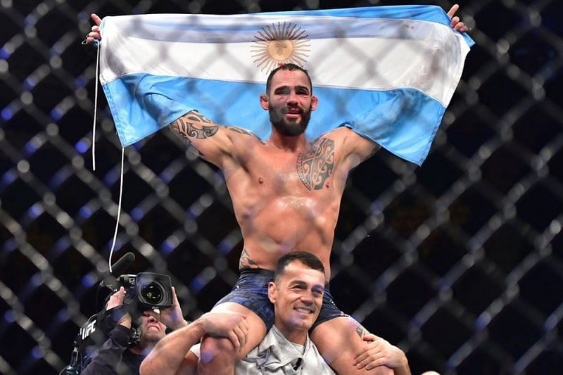 Santiago Ponzinibbio returns to UFC action in a must-see fight this month.