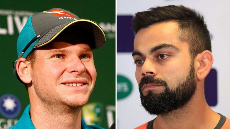 Andy Flower believes both Steve Smith and Virat Kohli have led by example