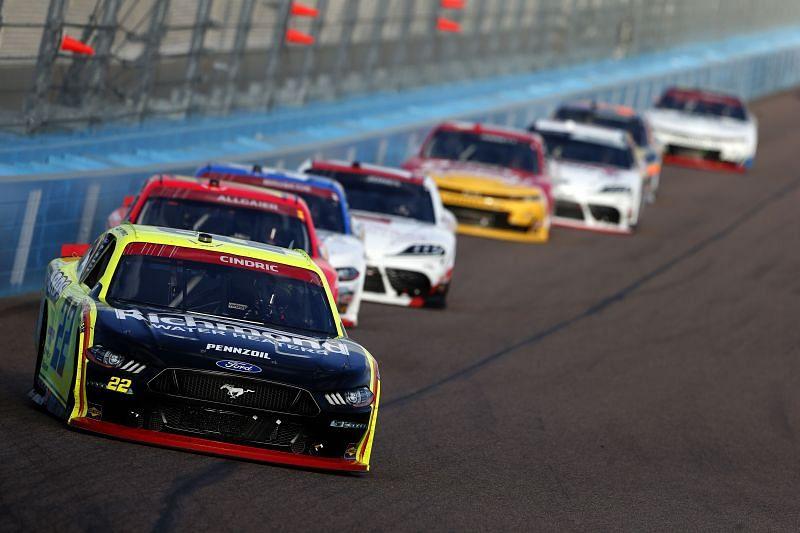 NASCAR Xfinity Series Desert Diamond Casino West Valley 200