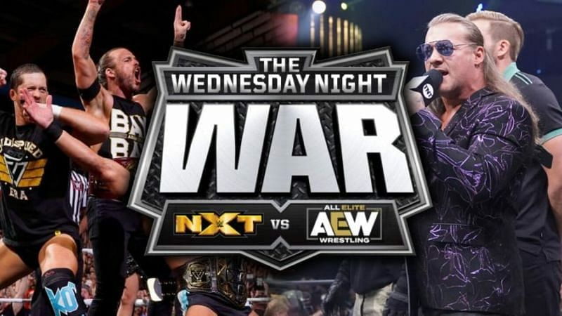Even with special shows from both AEW and NXT, eyes were not on pro wrestling Wednesday night.