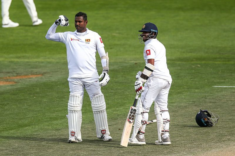 Angelo Mathews is back in the Sri Lanka set-up for the England series