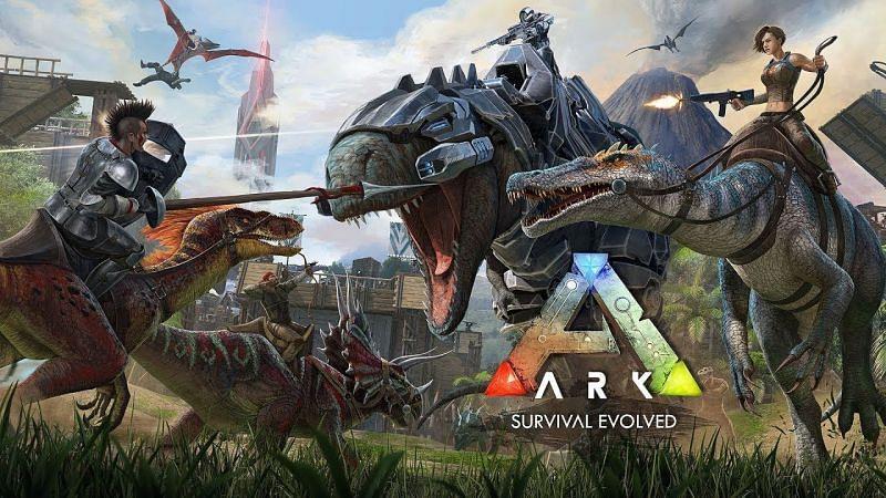 Image via ARK: Survival Evolved (YouTube)