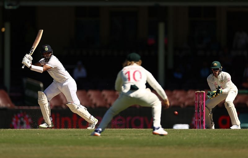 Pujara held one end up as Rishabh Pant led the charge