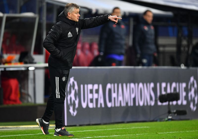 Ole Gunnar Solskjaer is looking to strengthen is attack