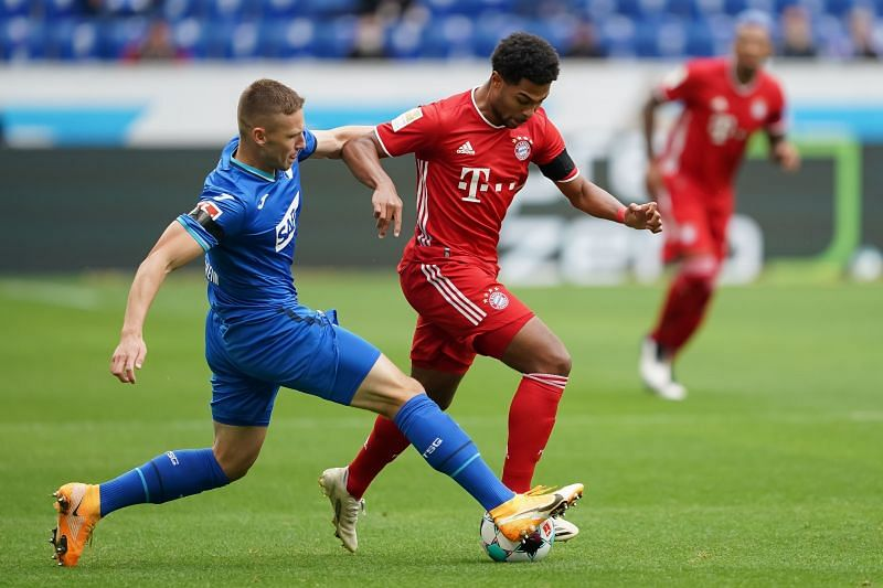 Hoffenheim bested Bayern Munich earlier this season