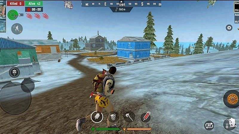 ScarFall: The Royale Combat (Image via GameScott, YouTube)