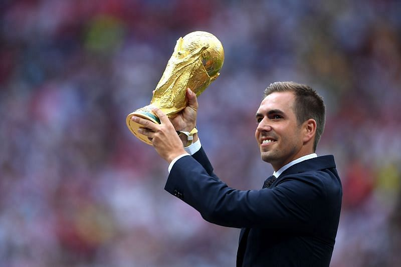 Philipp Lahm is only 3rd when it comes to career end market values