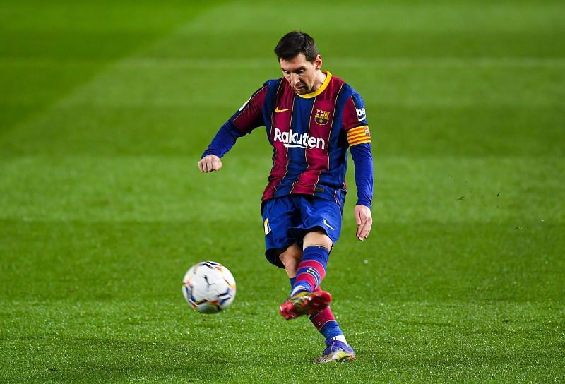 Barcelona and Argentina superstar named IFFHS Playmaker of the Decade.