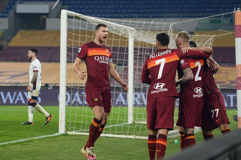 AS Roma have beaten Crotone in all four previous meetings in Serie A