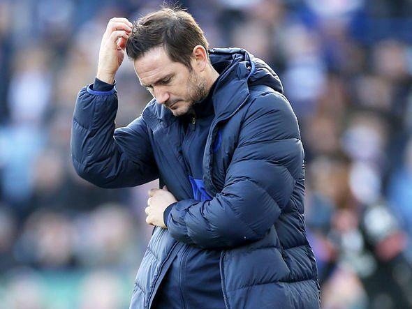 Lampard needs a quick turnaround.