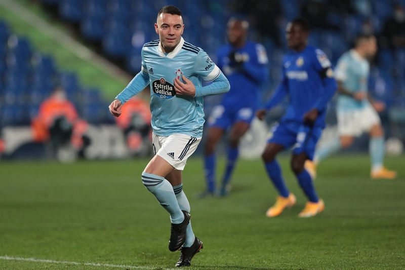 Iago Aspas is back for Celta Vigo