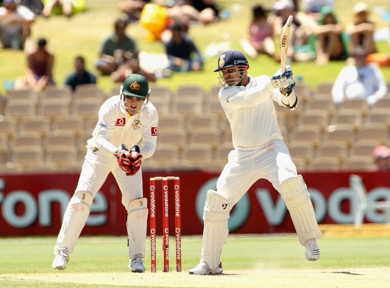 Virender Sehwag played 104 Test matches for the Indian cricket team