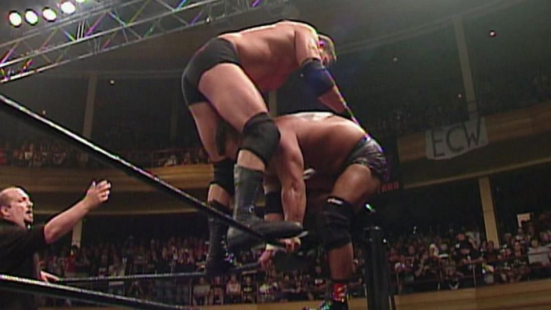 Mike Awesome in WWE