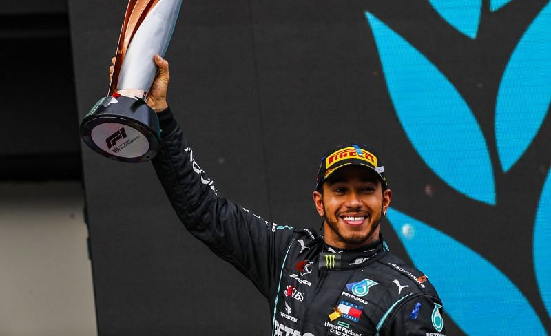 Lewis Hamilton, the reigning F1 Champion, turns 36 today