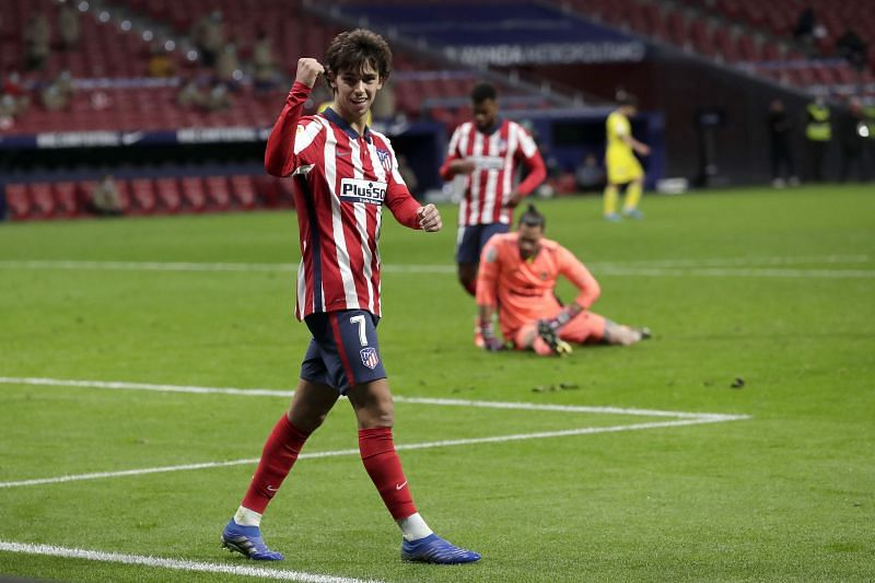 Joao Felix will be hoping to inspire Atletico Madrid to the League title this season