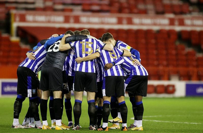 Sheffield Wednesday are one of the favorites to go down this season