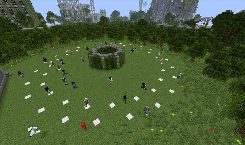 MC Prison is a popular prison server that offers regular hunger games events