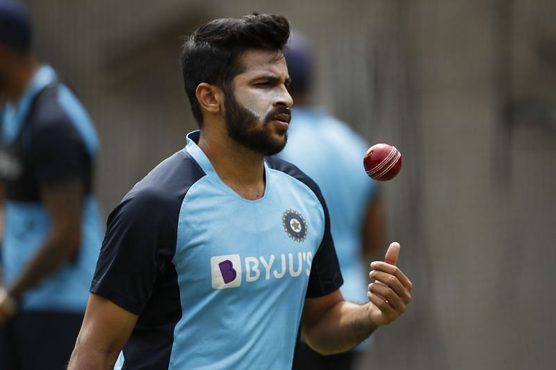 Shardul Thakur scalped three wickets in Australia