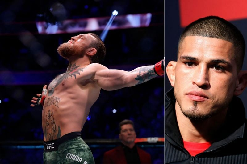 Both Conor McGregor and Anthony Pettis are former UFC lightweight champions