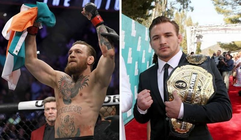 Conor McGregor and Michael Chandler are not used to go past the first few rounds