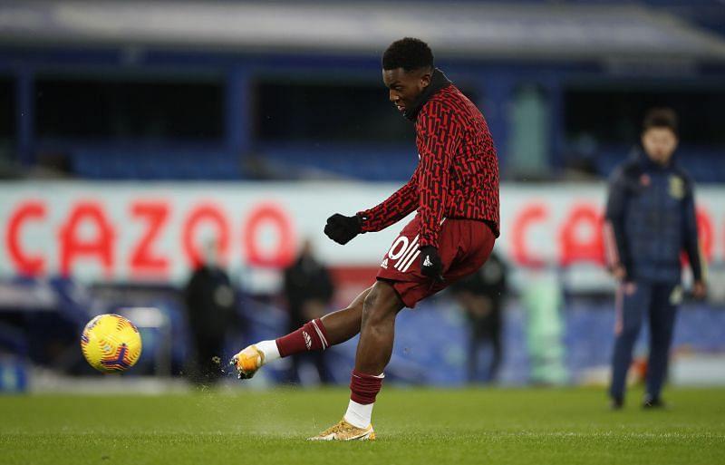 Could Eddie Nketiah move across London to West Ham?