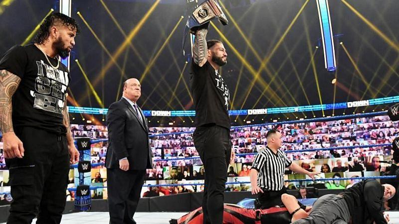 WWE Royal Rumble में होगा रोमन रेंस का बड़ा मैच